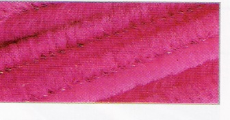 Felpa flexible 50cm*8mm fucsia