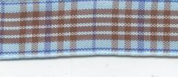 Tartan escoces 15mm azul
