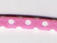 Tubular puntos rosa 4mm (Diadema 4mm)
